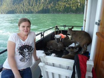 Deer Boat