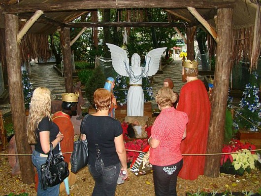 Nativity Santa Caterina state