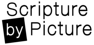 Scripture by Picture Logo